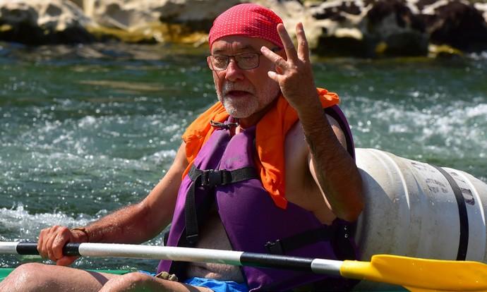 Tous le monde peut faire du canoë kayak à condition de savoir nager